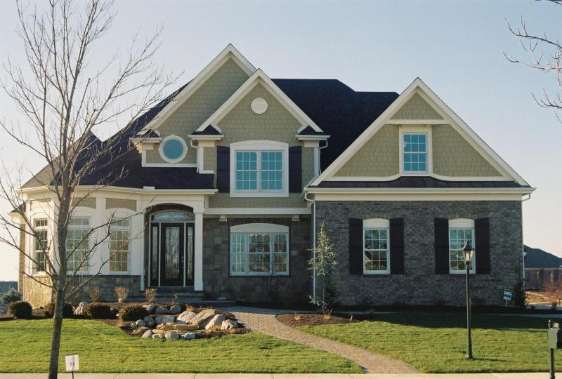 American homecraft homes for sale for Beautiful two story homes